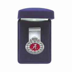 University of Alabama 2012 National Championship Money Clip