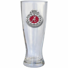 University of Alabama 2012 National Championship Pilsner Glass