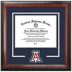 University of Arizona Spirit Diploma Frame