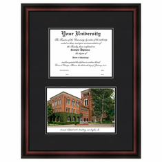 University of Southern California Diplomate Diploma Frame