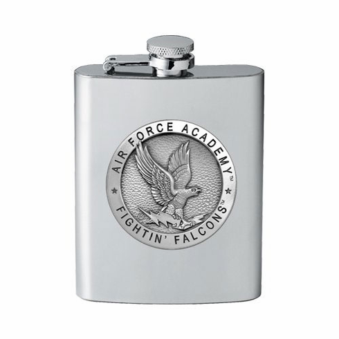 US Air Force Academy Falcons Flask