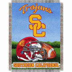 USC Trojans Home Field Advantage Throw