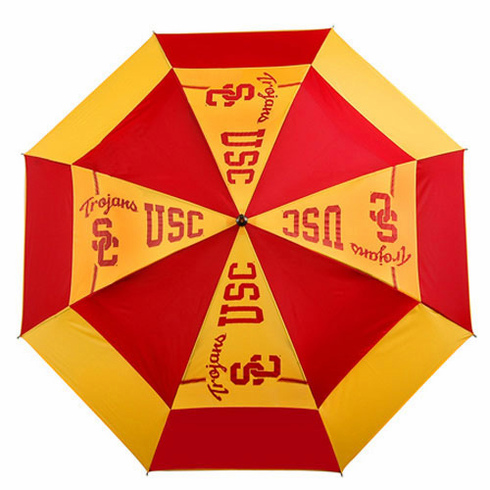 USC Trojans WindSheer II Auto-Open Umbrella - BACKORDERED