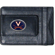 Virginia Leather Cash and Card Holder