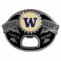 Washington Huskies Tailgater� Buckle
