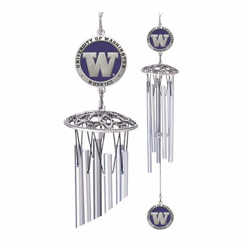 Washington Huskies Windchime