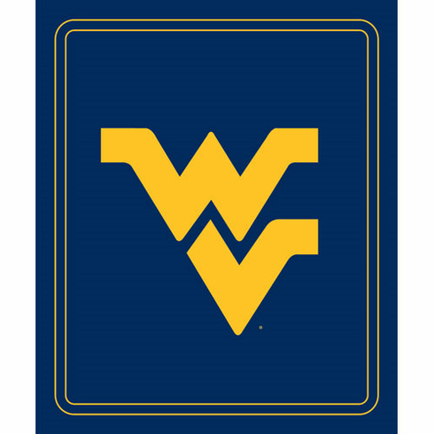 West Virginia Mountaineers Classic Fleece Blanket