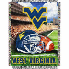 West Virginia Mountaineers Home Field Advantage Throw