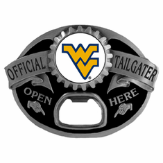West Virginia Moutaineers Tailgater� Buckle