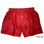 Fab Red Silk Boxers