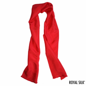 Red Dashing Aviator Scarf