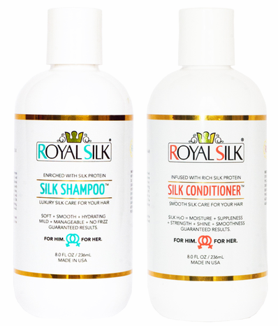 Set of Shampoo & Conditioner