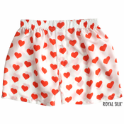 FaceBook Holiday Special - $29 Silk Heart Boxers