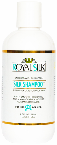 Silk Shampoo, by Royal Silk