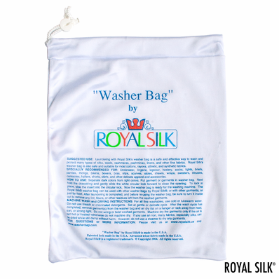 Silk washer