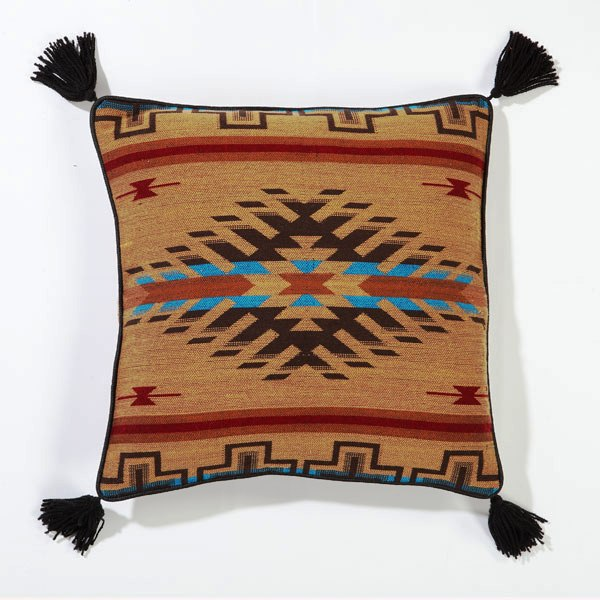 Southwestern Accent Pillows : (EPOBPC2) Southwestern Accent Pillow 18 x 18