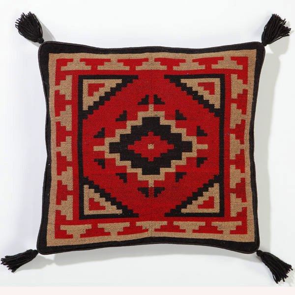 Southwestern Accent Pillows : (EPOBPC3) Southwestern Accent Pillow 18 x 18