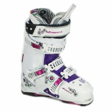 Used 2011 Nordica Heartbreaker Ski Boots