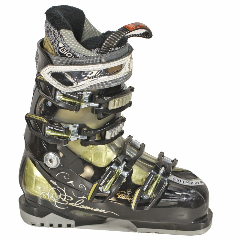 Used Salomon Divine Rs 8 Ski Boots