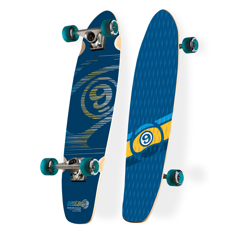 New 2012 Sector 9 Subtraction Complete Mini Longboard ...  New 2012 Sector...
