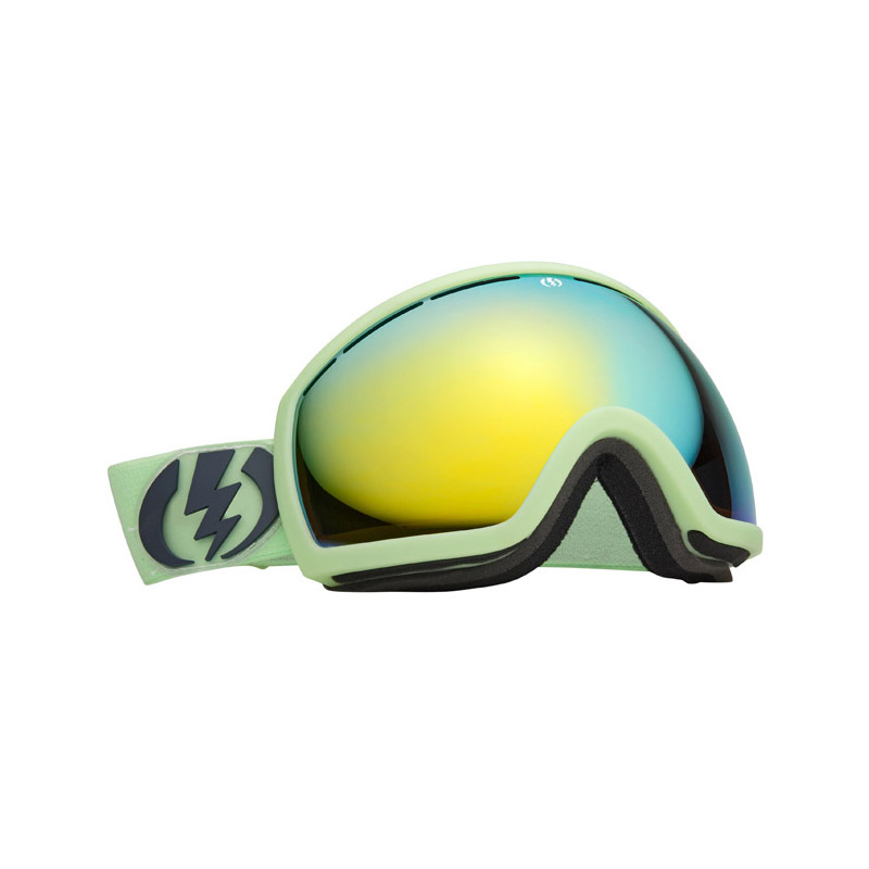 New 2013 Electric EG2 Goggles Allied Green Bronze Gold ...