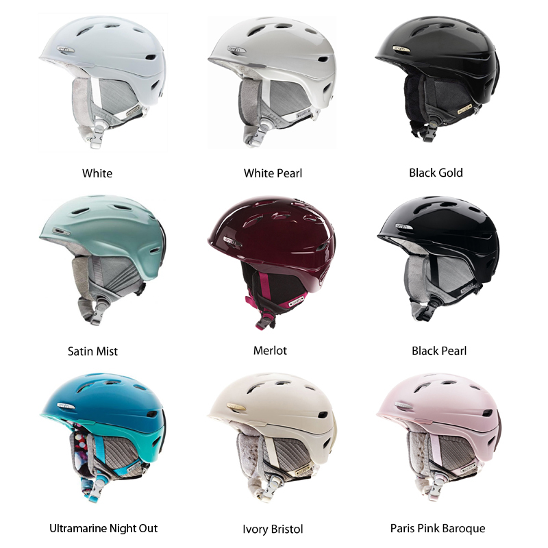 New 2013 Smith Voyage Helmet