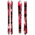 New 2014 K2 Superburnin 74 Skis with bindings