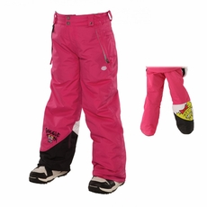 New 686 Girls Snaggle Sister Insulated Pant Raspberry