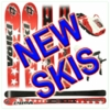 NEW ADULT SKIS