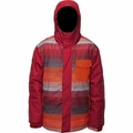 New Boys Billabong Over Jacket Bordeaux