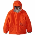 New Boys Billabong Solid Jacket Orange