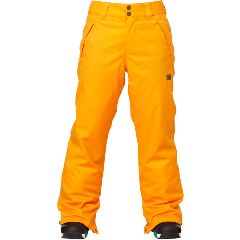 New Boys DC Shoes Venture Pant Orange