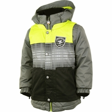 New Boys Obermeyer Slopestyle Snow Jacket Boys
