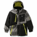 New Boys Obermeyer Superpipe Snow Jacket Boys