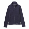 New Burton Potion Full Zip Fleece Jacket Girls Hesher Blue