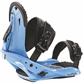 Used Burton Progression Stiletto Womens Snowboard Bindings