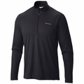 New Columbia Men's Baselayer Midweight Half Zip Top