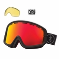 New Electric EGB2S Solar Grey Red Chrome Goggles