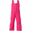 New Girls Roxy Nadia Bib Pants Pink