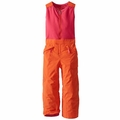 New Girls Spyder Bitsy Tart Pant Pink Orange