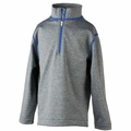 New Kids Obermeyer Thermal Top Fleece Grey