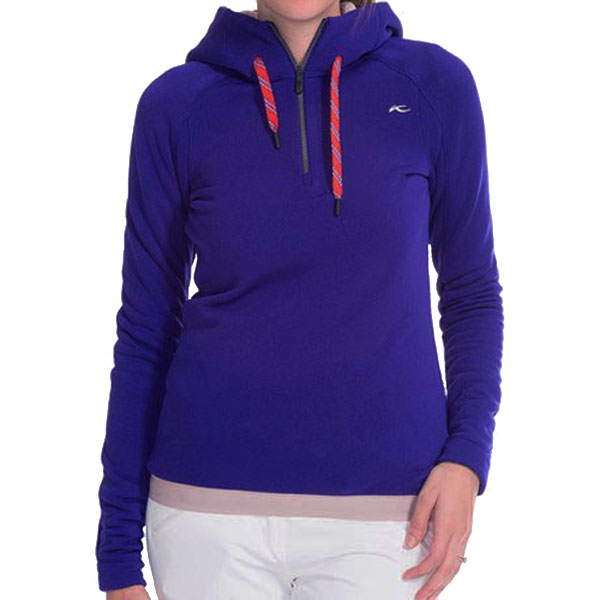 New Kjus FRX PS 2015 Women's Fleece Hoody
