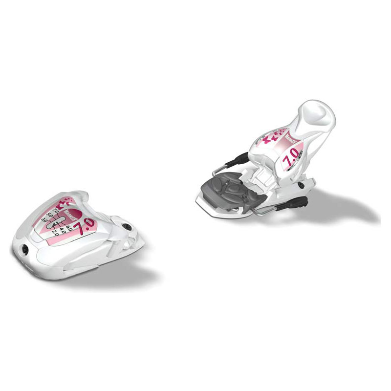 New Marker M7.0 EPS Attiva 2011 Junior's Ski Bindings