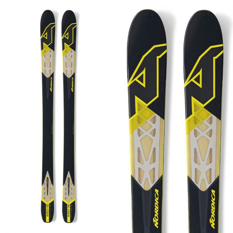 New Nordica NRGY 90 2016 Skis
