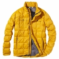 New Quiksilver Ghost Tree Jacket Yellow