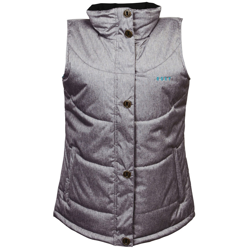 New Roxy Dice Vest Jacket