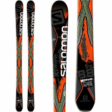 New Salomon X-Drive 8.8 FS 2015 Skis