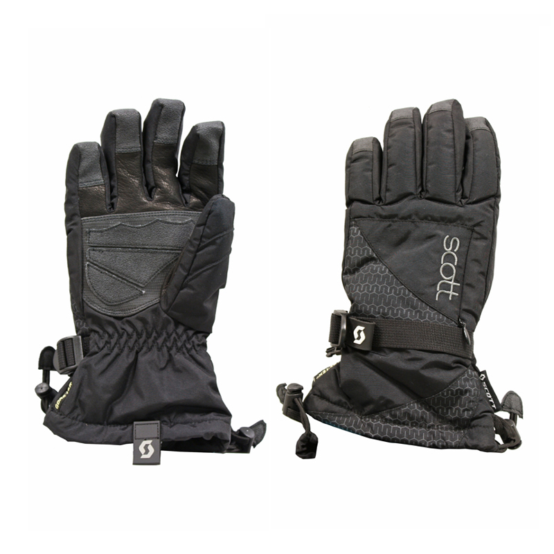 New Scott Corbin Gloves Women Black