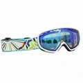 New Scott Dana 2012 Surreal White Goggles