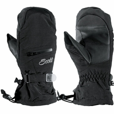 New Scott Groomer Mittens Women Black